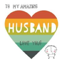pink pig - card - husband